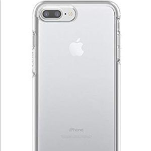 Otterbox Symmetry series clear iphone case